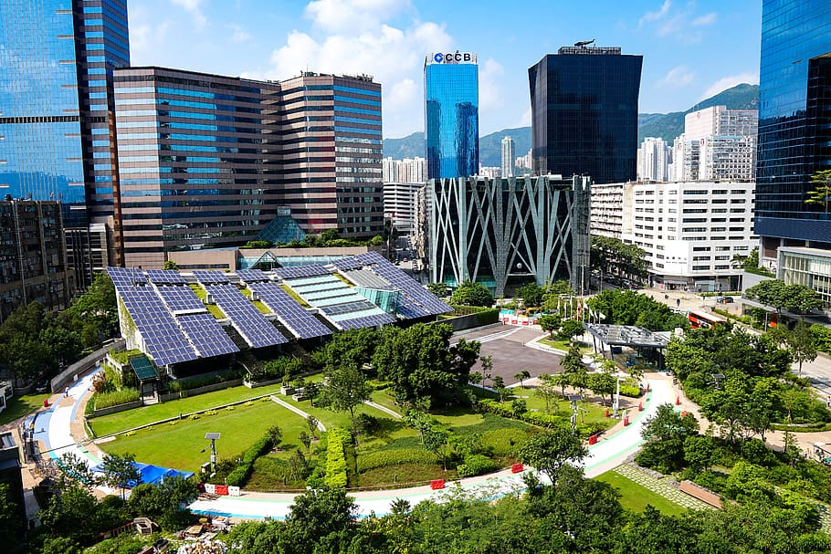 solar-panel-city-energy-electricity-renewable